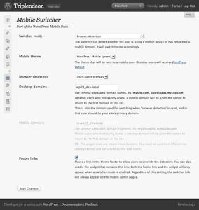 WordPress Mobile Pack5