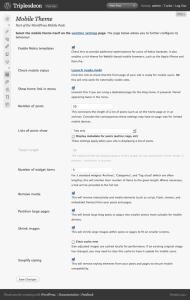 WordPress Mobile Pack6